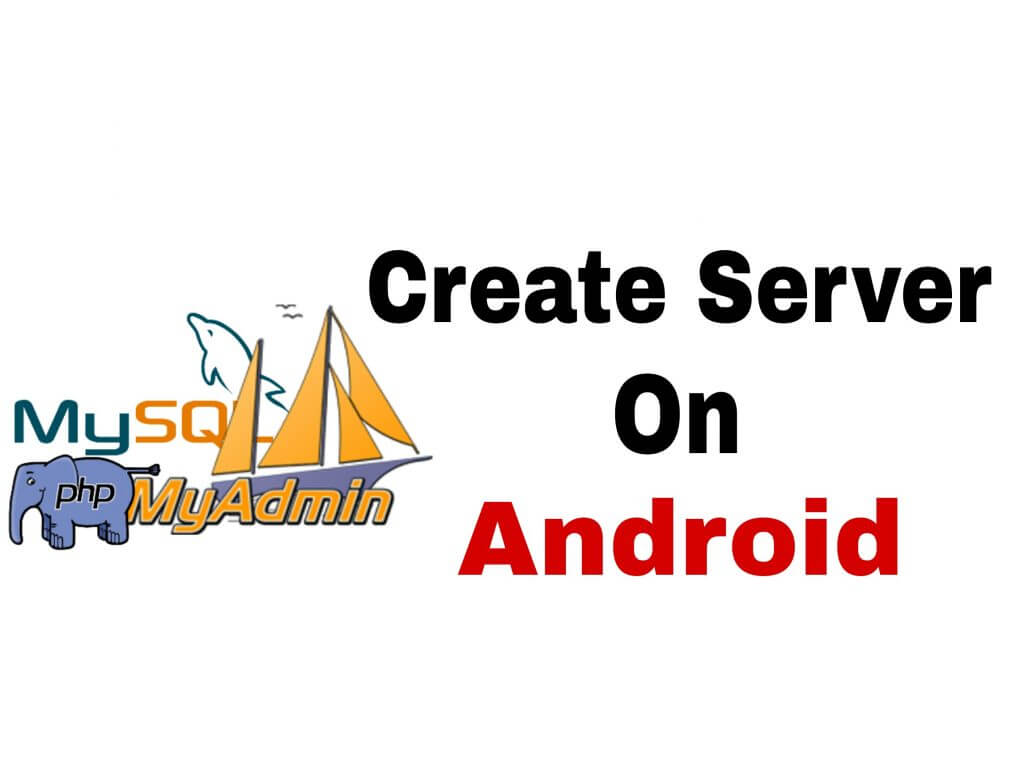 How to Create Web Server On Android?