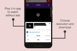 How to Download Voot Videos On Android and PC?