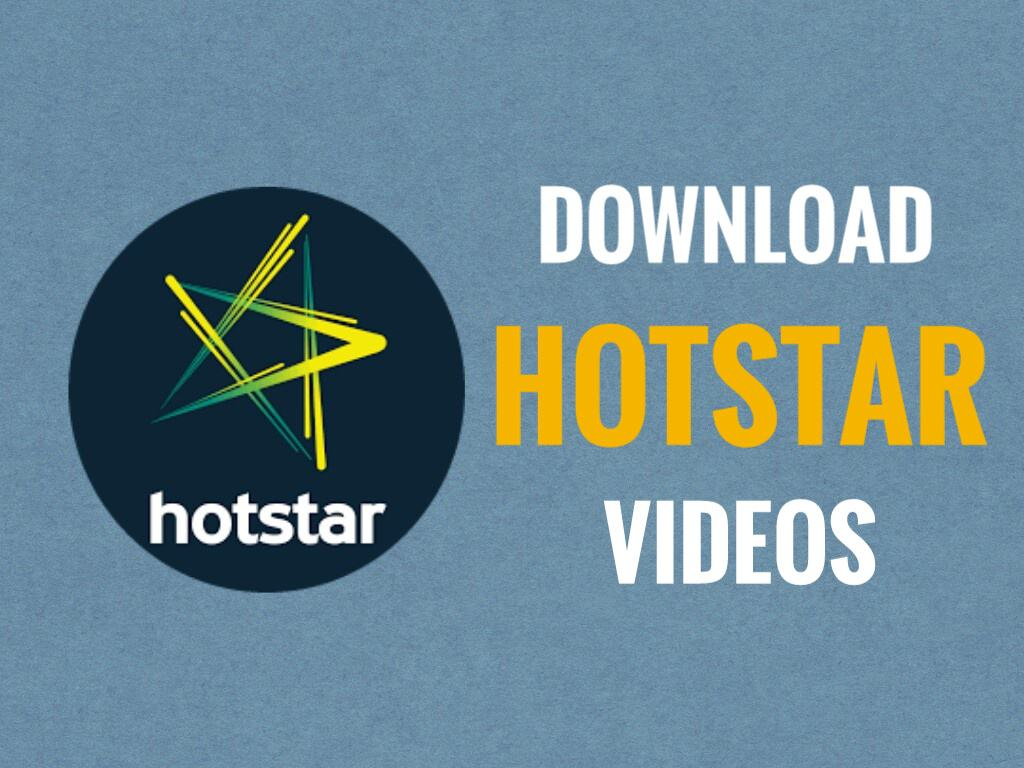 how to download hotstar videos online