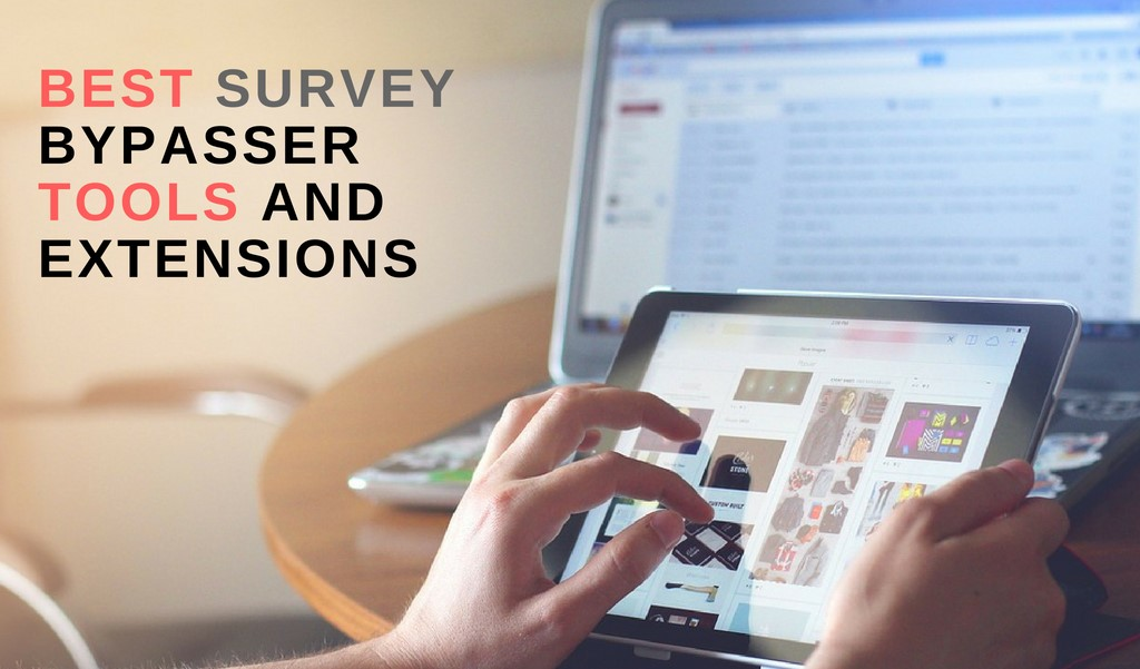 Best Survey Bypasser Tools and Extensions of 2018