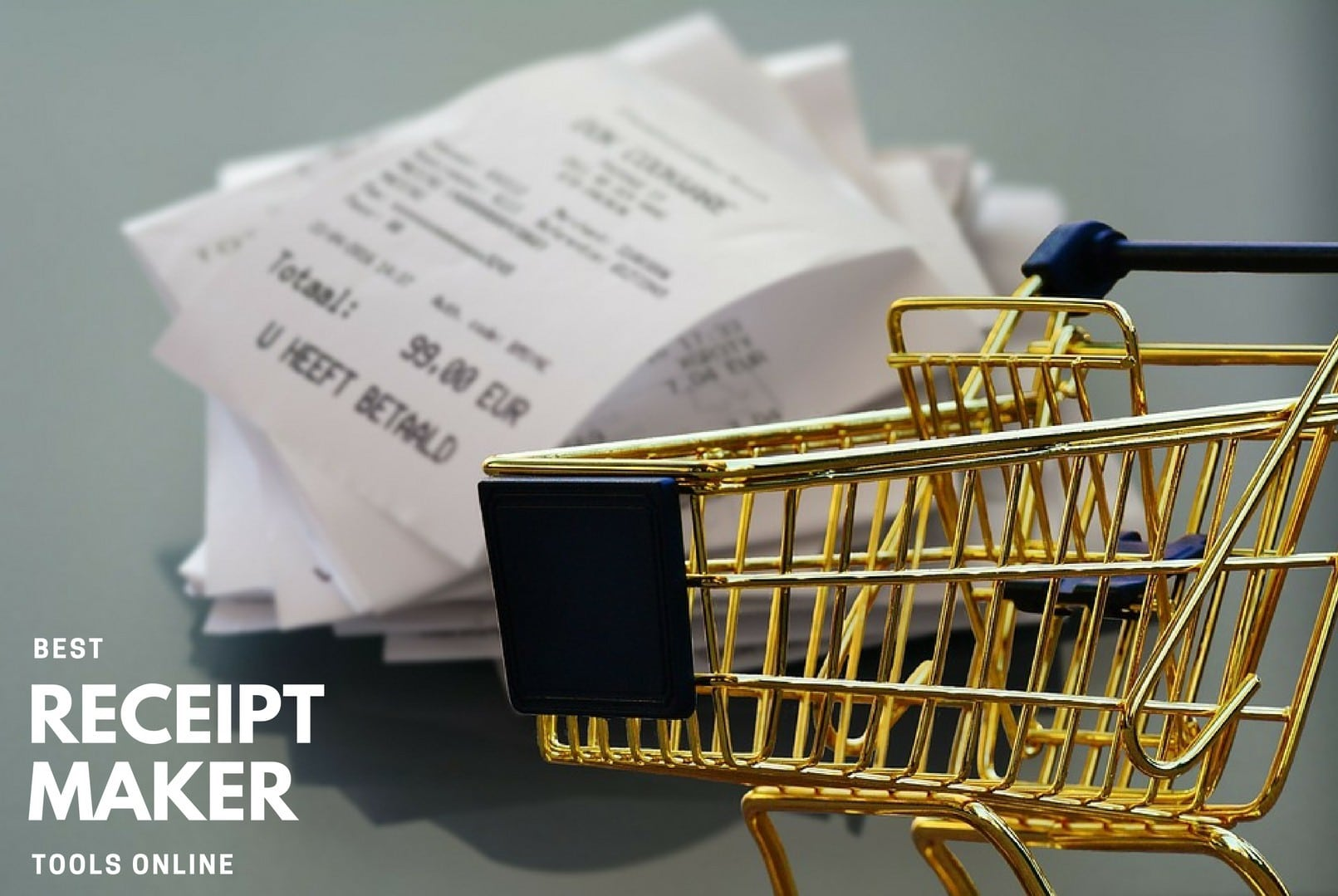 Online Fake Receipt MakerGenerator Tools for Free