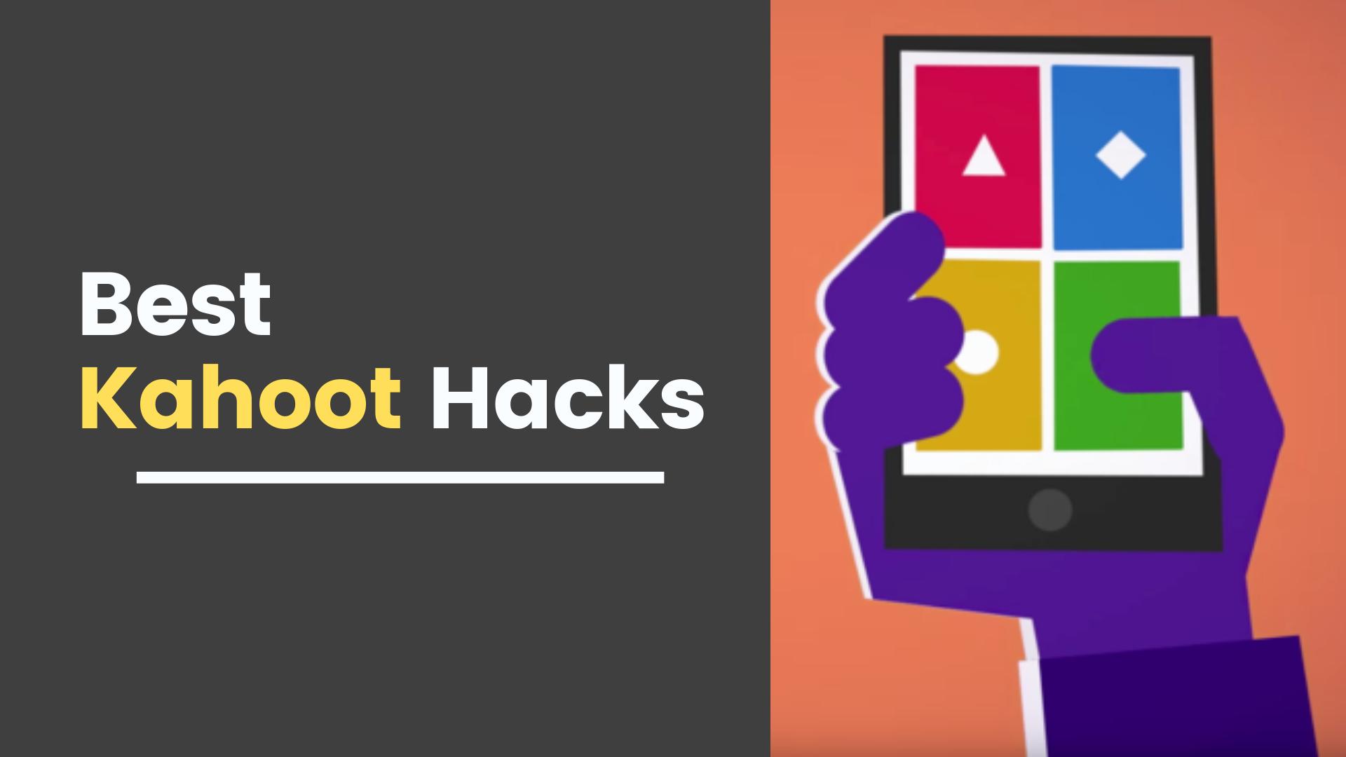 Best Kahoot Hacks Kahoot Bots Kahoot Cheats and Kahoot Spam