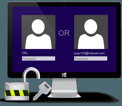 home windows password reset