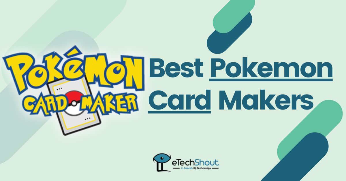 best pokemon card makers online
