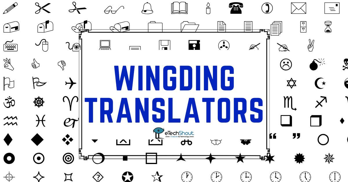 Best Wingding Translators for Free