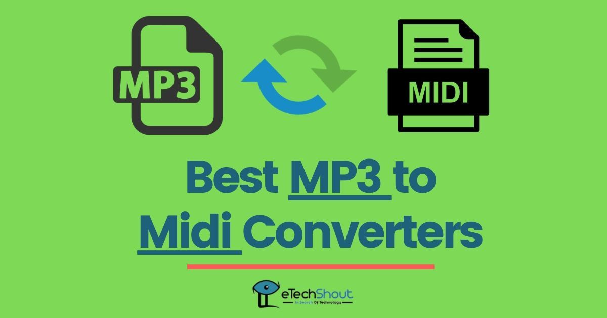 best mp3 to midi converters online