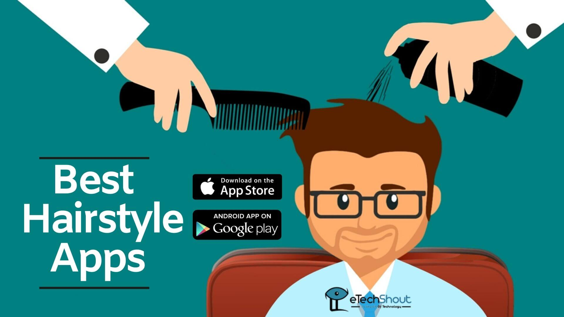 Best Hairstyle Apps for free