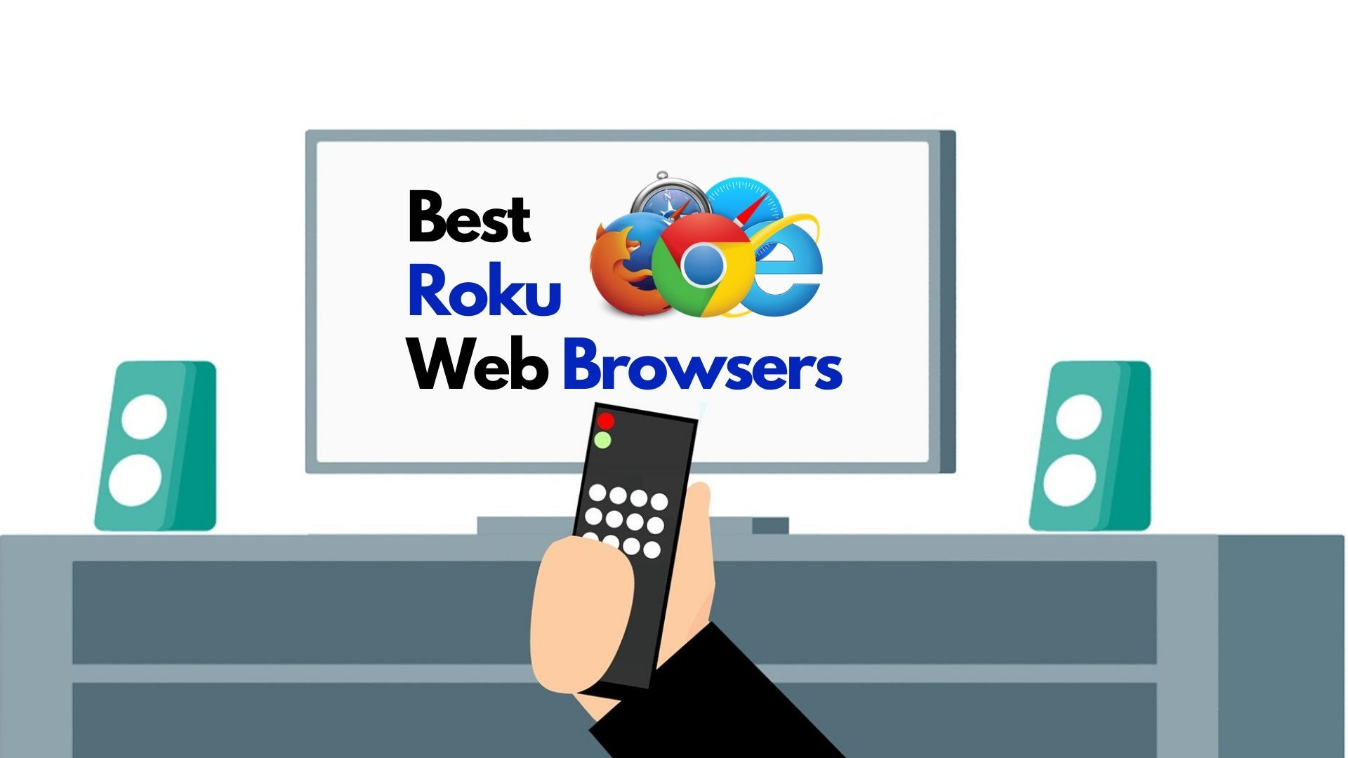Best Roku Web Browsers