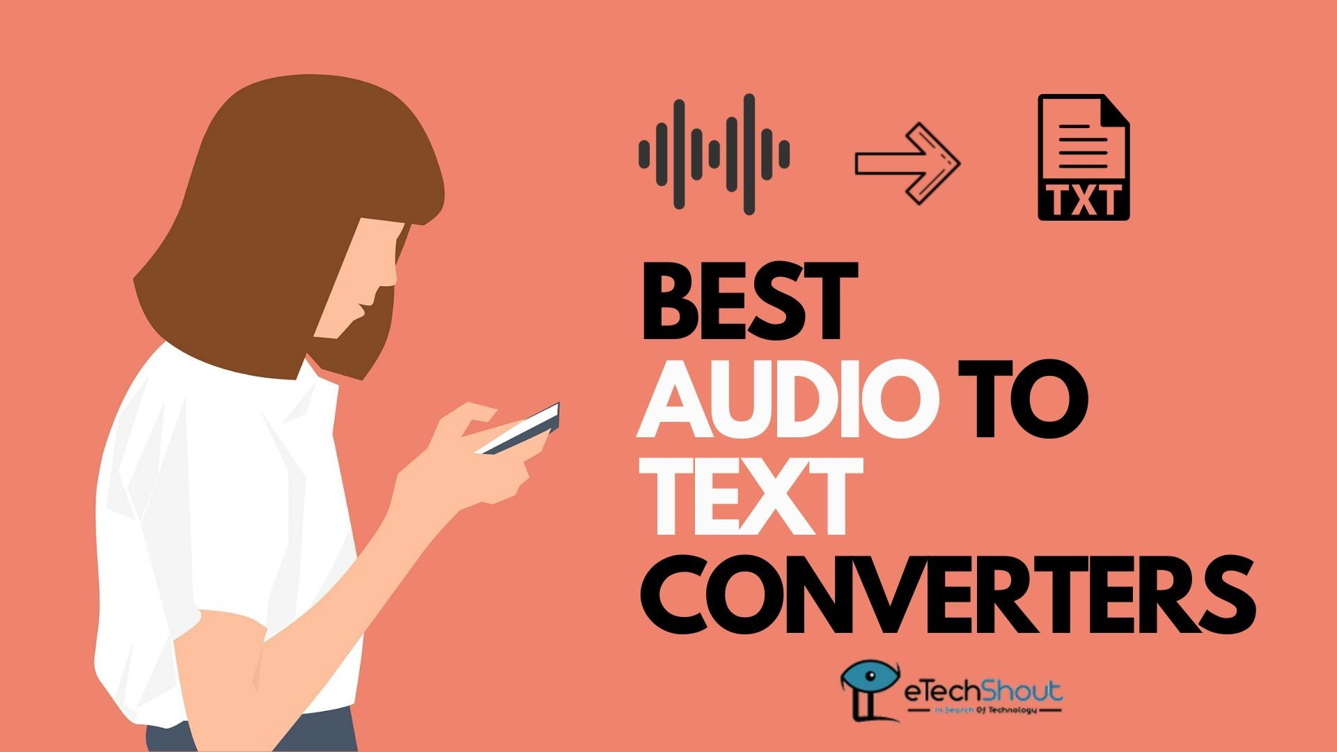 Free best Audio to Text Converters