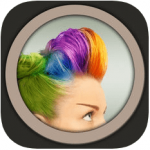 Hair Color Booth hairstyle colour app