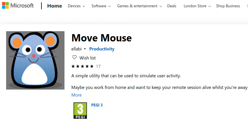 Move Mouse