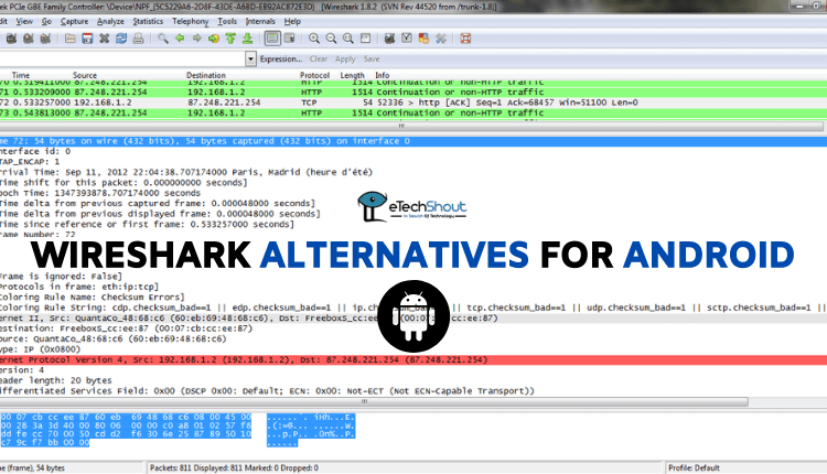 wireshark android best wireshark alternatives for android