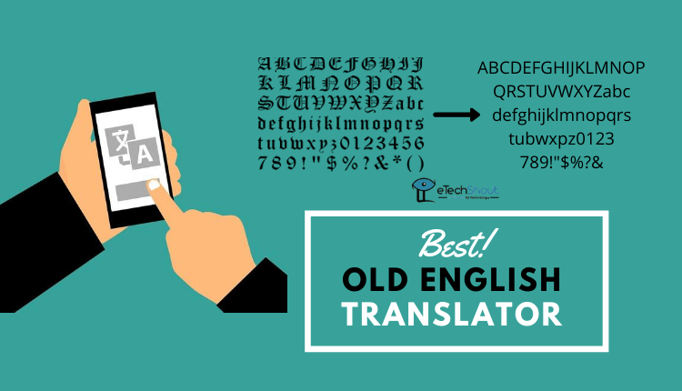 best old english translator