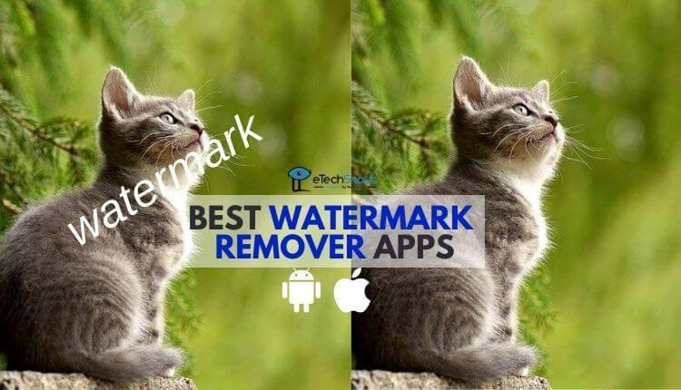 Best Watermark Remover Apps for Android iOS