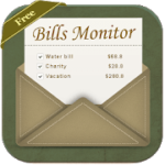 Bills Monitor Manager Free Reminder