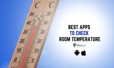 Best Apps To Check Room Temperature