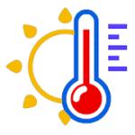 Room Temperature Checker Thermometer