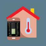Thermometer Room Temperature Indoor and Outdoor