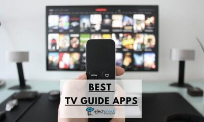 Best TV guide apps