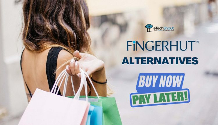 Best Sites Like Fingerhut to Buy Now Pay Later with No Credit Check
