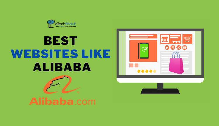 Websites Like Alibaba
