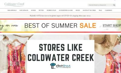 Top Alternative Stores Like Coldwater Creek