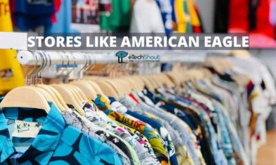 Top Clothing Stores Like American Eagle