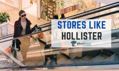 Top Clothing Stores Like Hollister