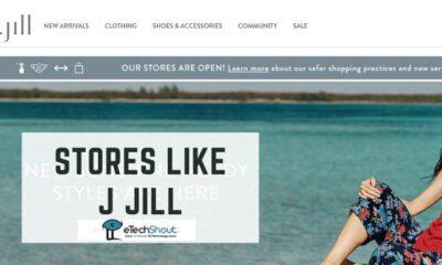 Top Clothing Stores Like J Jill