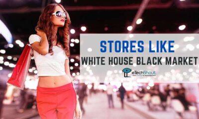 Top Clothing Stores Like White House Black Market