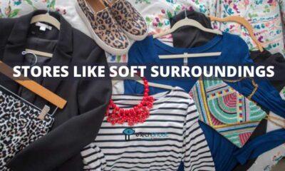 Clothing Stores Like Soft Surroundings