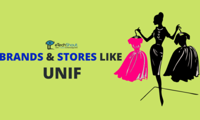 Top Brands Stores Like UNIF