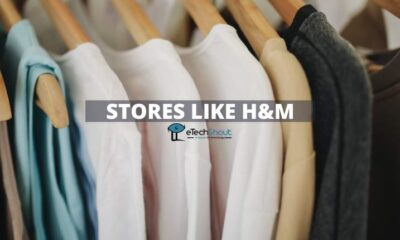 Top Clothing Stores Like HM